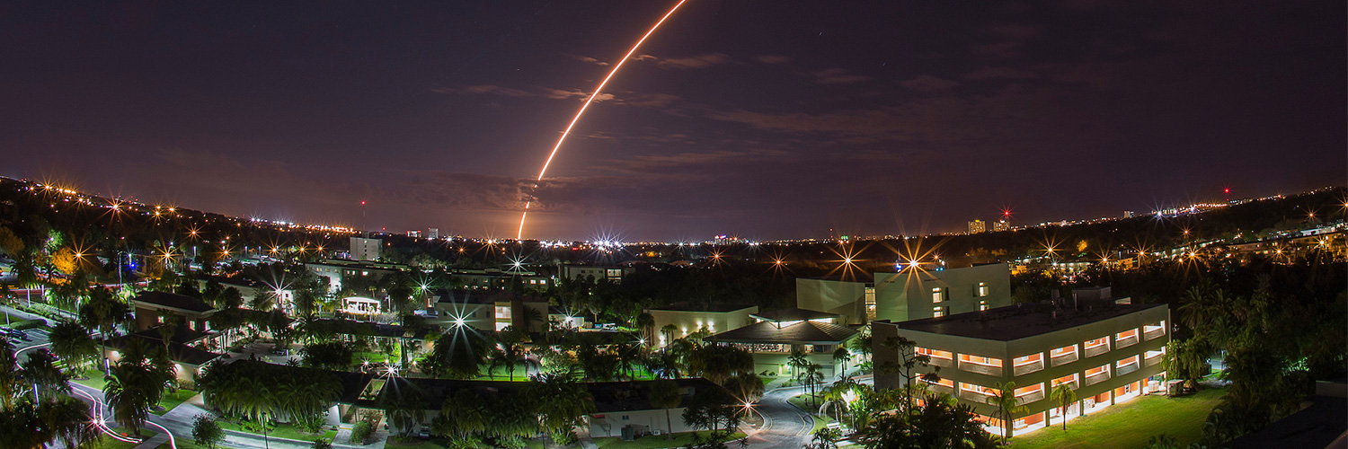 Atlas V Navy Night Launch